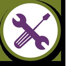 Imagen acciones y herramientas